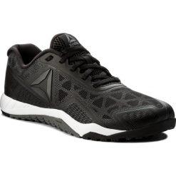 Buty Reebok - Ros Workout Tr 2.0 CN0967 Black/Alloy/White. Czarne buty fitness męskie marki Reebok, z materiału. W wyprzedaży za 229,00 zł.