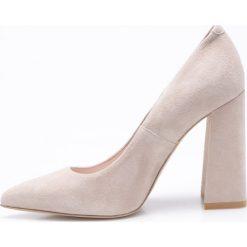 Buty ślubne damskie: Gino Rossi - Czółenka Ingrid