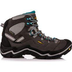 Buty trekkingowe damskie: Keen Buty  damskie Durand Mid WP  Gargoyle/Capri Breeze r. 40.5 (1013872)