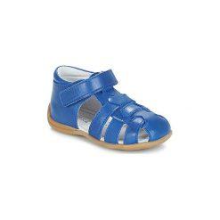 Sandały Dziecko  André  BABYFOOT. Niebieskie sandały chłopięce Andre. Za 175,20 zł.