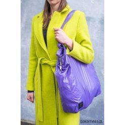 TOTE#2 pantone of the year. Szare shopper bag damskie Pakamera, z tkaniny, duże. Za 215,00 zł.