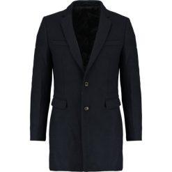 Płaszcze męskie: Redefined Rebel FRANKI Krótki płaszcz navy
