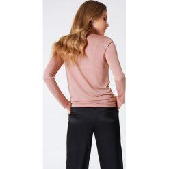 Golfy damskie: Filippa K Golf Tencel – Pink