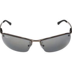 RayBan TOP BAR Okulary przeciwsłoneczne grey. Szare okulary przeciwsłoneczne męskie aviatory Ray-Ban. Za 659,00 zł.