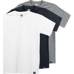 Dickies Multi Colour T-Shirt T-Shirt czarny/szary/biały. Szare t-shirty męskie marki Dickies, na zimę, z dzianiny. Za 121,90 zł.