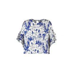 Bluzki Casual Attitude  HEYIAN. Niebieskie bluzki damskie marki Casual Attitude, casualowe. Za 129,00 zł.