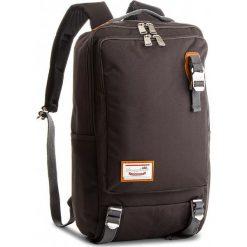 Plecak DOUGHNUT - D019-0004-F Toast Charcoal. Czarne plecaki męskie Doughnut, z materiału. Za 349,00 zł.