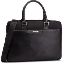 Torba na laptopa WITTCHEN - 87-3U-206-1 Czarny. Czarne torby na laptopa Wittchen, z materiału. Za 649,00 zł.