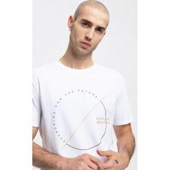 T-shirty męskie: T-shirt męski TSM269 - biały