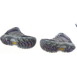 Buty trekkingowe damskie: Keen Buty damskie Oakridge Mid WP Gray/Shark r. 40  (1015356) [outlet]