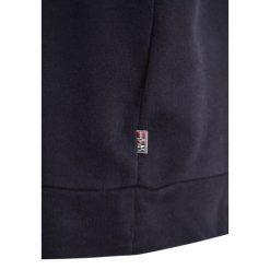 Napapijri BOYSTER HOOD Bluza blu marine. Szare bluzy chłopięce marki Napapijri, l, z materiału, z kapturem. W wyprzedaży za 199,20 zł.