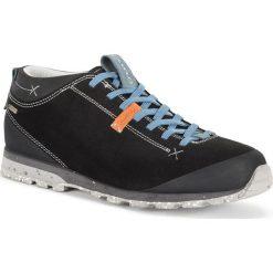 Buty trekkingowe męskie: Aku Buty męskie Bellamont Suede Gtx Black/ Light Blue r. 42.5 (504-252-7)