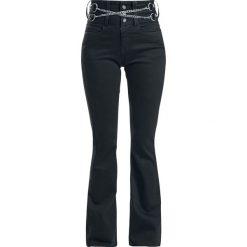 Black Premium by EMP Grace Jeansy damskie czarny. Czarne jeansy damskie marki Black Premium by EMP, xl, z poliesteru. Za 199,90 zł.