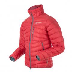 Sir Joseph Męska Kurtka Apris Man, Red, Xxl. Czerwone kurtki sportowe męskie Sir Joseph, na jesień, l, z puchu. Za 529,00 zł.