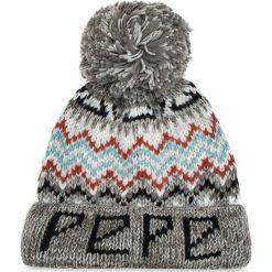 Czapka PEPE JEANS - Kozma Hat PL040270 Multi 0AA. Szare czapki zimowe damskie marki Calvin Klein Jeans, na zimę, z jeansu. W wyprzedaży za 109,00 zł.