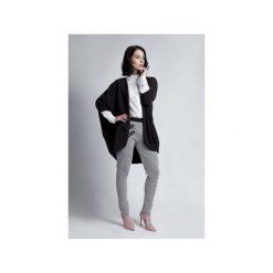 SWETER - NIETOPERZ, SWE107. Czarne swetry klasyczne damskie Lanti, uniwersalny, z jeansu. Za 130,00 zł.