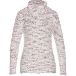 Odzież damska: Sweter bonprix jasnoróżowy