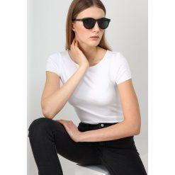 Le Specs HEY MACARENA Okulary przeciwsłoneczne khaki green. Brązowe okulary przeciwsłoneczne damskie wayfarery Le Specs. Za 279,00 zł.