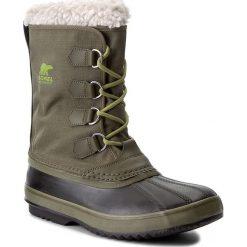 Buty: Śniegowce SOREL - 1964 Pac Nylon NM1440 Nori/Black 383