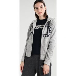 Bluzy rozpinane damskie: Abercrombie & Fitch HOLIDAY LOGO Bluza rozpinana heather grey