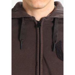 True Religion HORSESHOE Bluza rozpinana brown. Szare kardigany męskie True Religion, m, z bawełny. W wyprzedaży za 629,25 zł.
