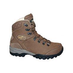 Buty trekkingowe damskie: MEINDL Buty damskie Meran Lady brązowe r. 37 (5133-10)