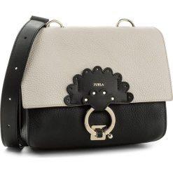 Torebka FURLA - Scoop 942347 B BNW5 VHK Onyx/Vaniglia d. Brązowe torebki klasyczne damskie marki Furla, ze skóry. W wyprzedaży za 1009,00 zł.