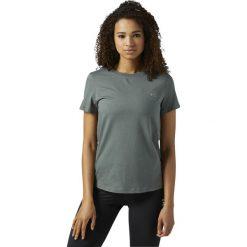 Koszulka Reebok F Starcrest Tee (BQ2406). Czarne bluzki damskie marki Alpha Industries, z materiału. Za 49,99 zł.