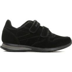 Czarne Buty Sportowe Swift. Czarne buty sportowe chłopięce Born2be, z okrągłym noskiem, na płaskiej podeszwie. Za 39,99 zł.