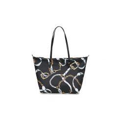 Torby shopper Lauren Ralph Lauren  CHADWICK. Czarne shopper bag damskie Lauren Ralph Lauren. Za 659,00 zł.