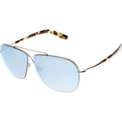 """Okulary przeciwsłoneczne damskie: Okulary przeciwsłoneczne """"FT0393 28X"""" w kolorze brązowym"""