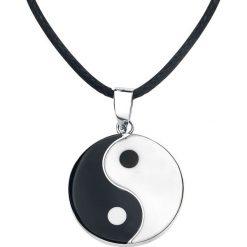 Naszyjniki damskie: etNox Magic and Mystic Yin-Yang Naszyjnik czarny/biały