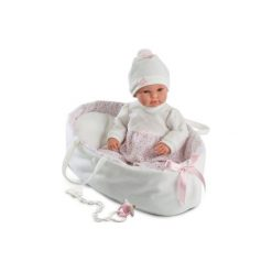 Pajacyki niemowlęce: Noworodek Bebita z nosidełkiem 36 cm – DARMOWA DOSTAWA OD 199 ZŁ!!!