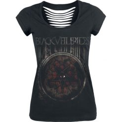 Bluzki damskie: Black Veil Brides Rusted Koszulka damska czarny