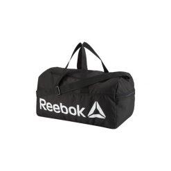 Torby sportowe Reebok Sport  Torba Active Core Medium Grip. Czarne torby podróżne Reebok Sport. Za 119,00 zł.