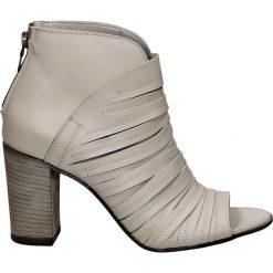 Sandały damskie: Sandały - 567X7 VIT BIA
