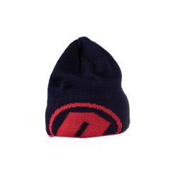 Czapki męskie: NEVERLAND Czapka męska Iconic czarno-czerwona (P-04-ICONIC-660-UNI)