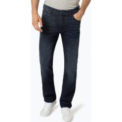 BOSS Casual - Jeansy męskie – Albany, niebieski. Niebieskie jeansy męskie BOSS Casual. Za 499,95 zł.