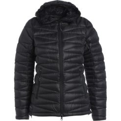 Mammut MIVA IN HOODED Kurtka puchowa black. Czarne kurtki sportowe damskie Mammut, m, z materiału. W wyprzedaży za 975,20 zł.