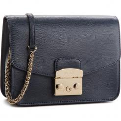 Torebka FURLA - Metropolis 962698 B BNF8 ARE Blu d. Niebieskie torebki klasyczne damskie marki Furla, ze skóry. Za 1079,00 zł.