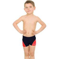 Kąpielówki męskie: Aqua-Speed Kąpielówki dziecięce Willy Junior Aqua-Speed granatowo-czerwony roz. 140