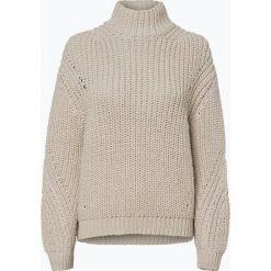 Marc O'Polo - Sweter damski, beżowy. Brązowe swetry klasyczne damskie Marc O'Polo, l, z dzianiny. Za 879,95 zł.