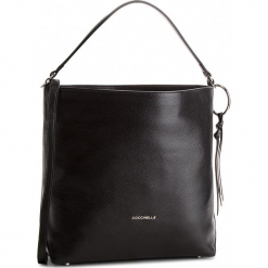 Torebka COCCINELLE - CH0 Fidele E1 CH0 13 01 01 Noir 001. Czarne torebki klasyczne damskie marki Coccinelle, ze skóry, duże. Za 1399,90 zł.