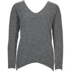 Sweter w kolorze szarym. Szare swetry klasyczne damskie Gottardi, s, z wełny. W wyprzedaży za 173,95 zł.
