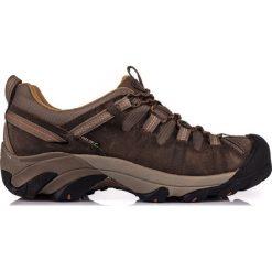 Buty trekkingowe męskie: Keen Buty męskie Targhee II WP Cascade Brown/Brown Sugar r. 44.5 (11125)