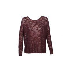 Swetry Sisley  FANAN. Czerwone swetry klasyczne damskie Sisley, l. Za 239,00 zł.