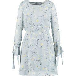 Sukienki hiszpanki: Glamorous Sukienka letnia grey/yellow