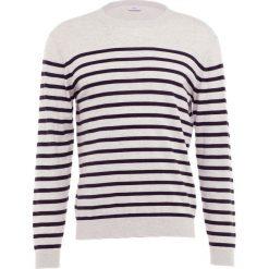Swetry klasyczne męskie: CLOSED RINGEL JUMPER Sweter beige