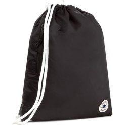 Plecak CONVERSE - 10003340-A03 001. Czarne plecaki męskie Converse, z materiału, sportowe. Za 79,00 zł.