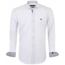 Sir Raymond Tailor Koszula Męska Dubai L Biały. Białe koszule męskie Sir Raymond Tailor, l. Za 139,00 zł.